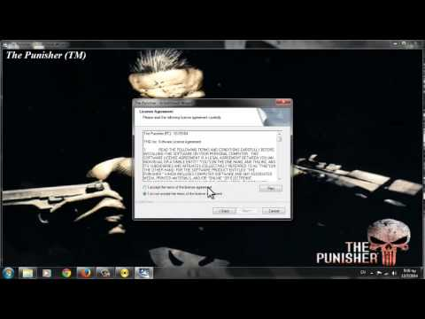 How to Download The Punisher for PC (Working 100%)