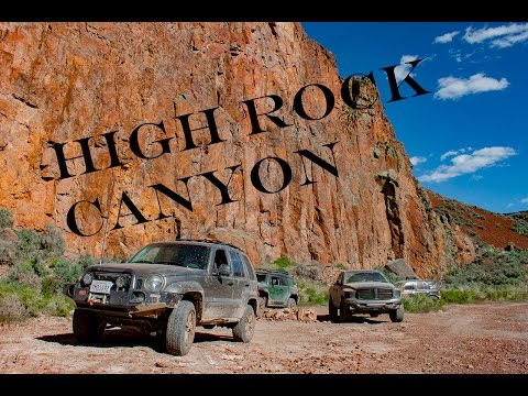 Overland Trip: High Rock Canyon and Black Rock Desert