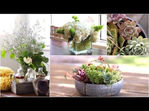 Easy Floral Arrangements Ideas Youtube