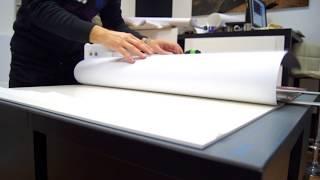 BlackBOX art&print - Kaširanje printa na forex debljine 5mm