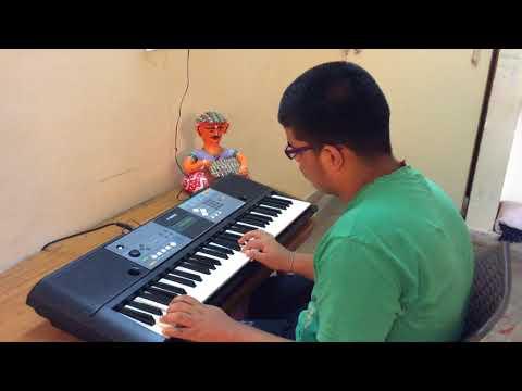 Cheliya Cheliya Song From Yevadu On Keyboard By Ritwik Bhaskar ||Secret Of KEYs||