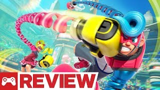 arms music video
