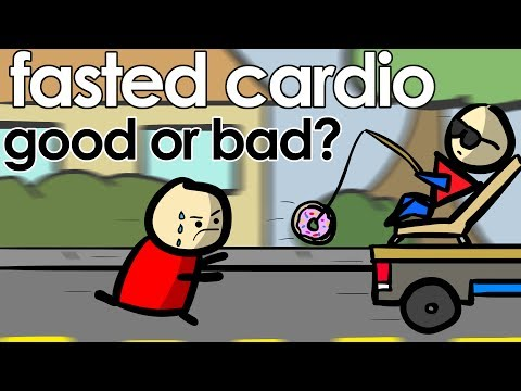 Working Out on an Empty Stomach? Does It Help You Lose Weight FASTER? Fasted Cardio Explained