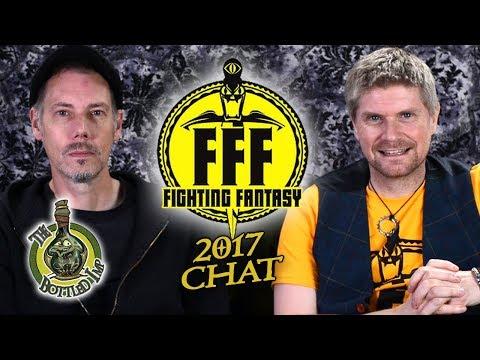 Fighting Fantasy Fest 2 Sept 2017 Chat