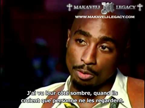 2Pac - Gang Related Interview [VOSTFR]