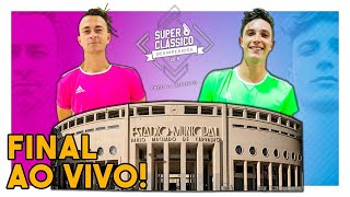 A REVANCHE! A final do Superclássico Desimpedidos AO VIVO do Pacaembu!