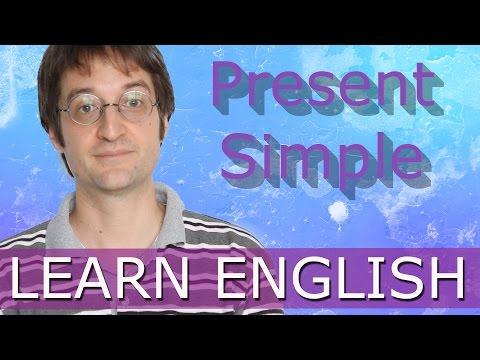 Present Simple (present tense)
