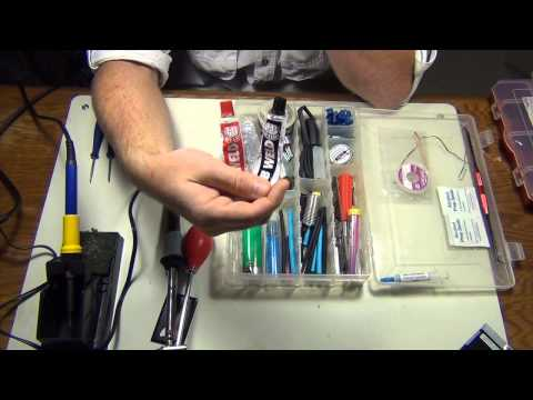 Tools of the Computer Repair Trade
