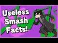 Useless Smash Facts! #1 - Super Smash Bros. Ultimate