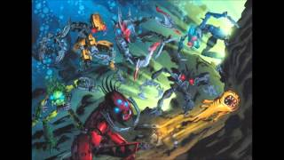 BIONICLE - All Themes