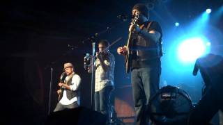 Zac Brown Band - Colder Weather (New Song) - Ryman December 09