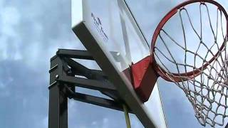 "Champ ""Insta-Just"" Adjustable Basketball Goal – YouTube"