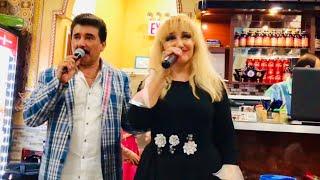Михаил Бараев & Надежда «Сюжет»  Restorant Fergana Queens NY Resimi