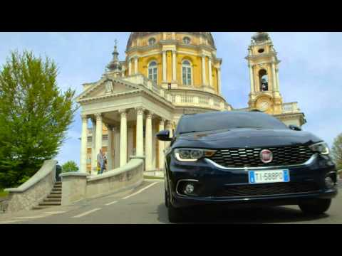 The new Fiat Tipo first drive
