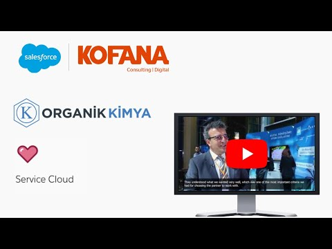 ORGANIK KIMYA Adapts with Salesforce | Rebuilds with Kofana