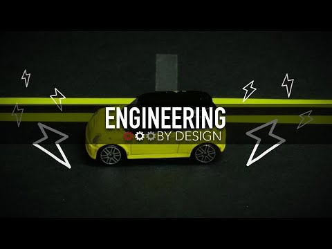 Engineering By Design: Electric Highways Will Charge Your Car as You Drive