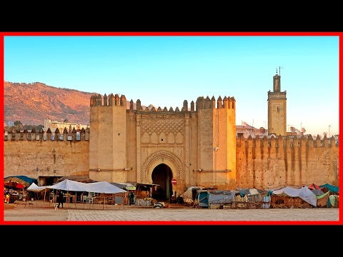 Hidden Headwater In Ancient City Of Fez -  HD Documentary