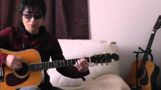 アルバム「JUNK LAND」より「CHU CHU」を弾いてみました。