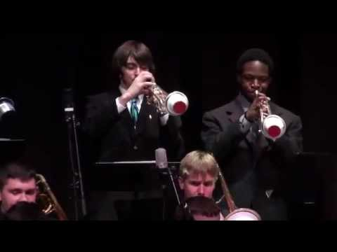 """Apple Honey"" by New Hampshire All-State Honors Jazz Band"