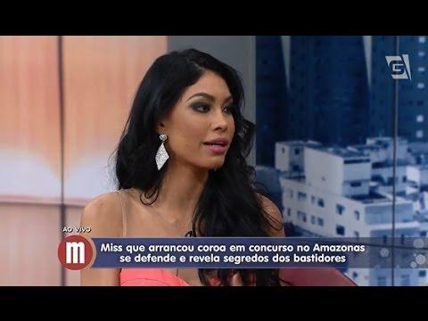 Mulheres - Entrevista com a Miss Sheislane Hayalla (10/02/15)