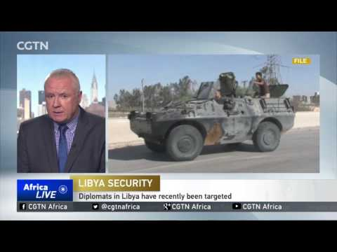Libya Security: UN mission convoy attacked, staff detained west of Tripoli