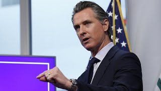 Gov. Gavin Newsom gives COVID-19 update as California cases surge