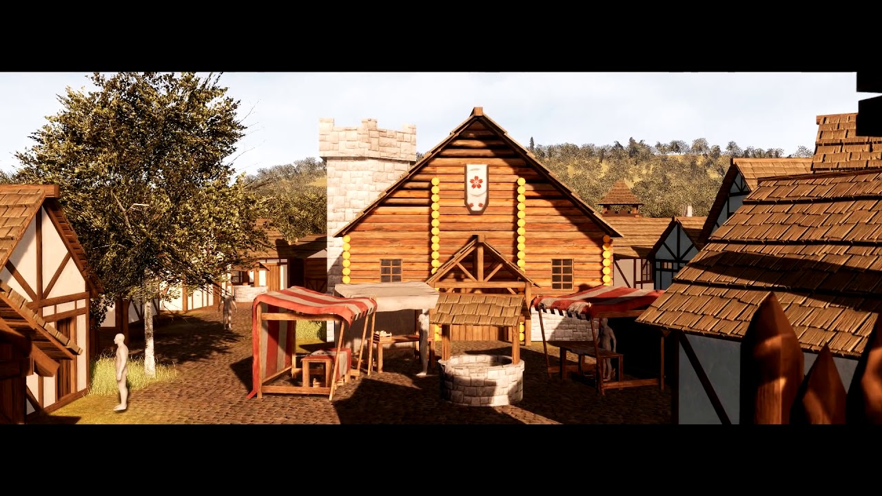 NeverDawnVR: A new village is coming !! :)