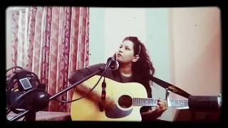 Mae tere sang kaise | Chandni raate | Noor Jahan | Guitar