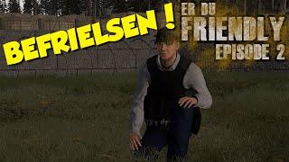 BEFRIELSEN! - Arma 2: DayZ Epoch - ErDuFriendly Episode 2 [Dansk gameplay]