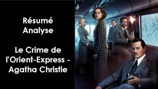 """""""Le Crime de l'Orient-Express"""" d'Agatha Christie"""