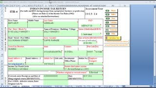 30 How to File Revised Return(For ITR 4 )(For Correction of income & applicant details)
