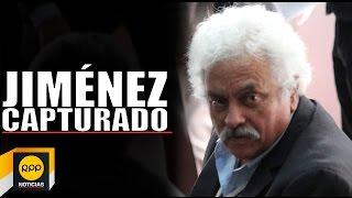 Benedicto Jiménez fue capturado en Arequipa