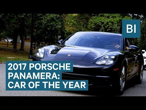 The Porsche Panamera Is Our Car Of The Year