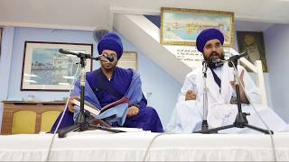 Saka Chamkaur Sahib Katha P2 - Giani Harsimran Singh Ji Ambala Wale