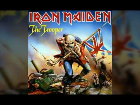 Iron maiden mix 2017