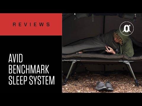 CARPologyTV - Avid Carp Benchmark Memory Foam System Review