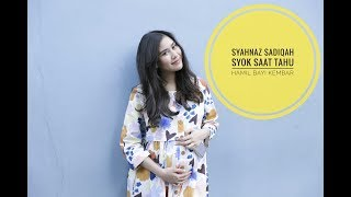 Syahnaz Sadiqah Syok Saat Tahu Hamil Bayi Kembar