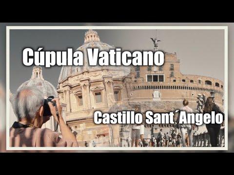ROMA | ¿Cómo subir a la CÚPULA del VATICANO y Sant´ Angelo?