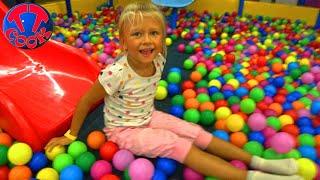 Ярослава и Кукла Реборн отправились в путешествие Smile Park Indoor Playground for kids