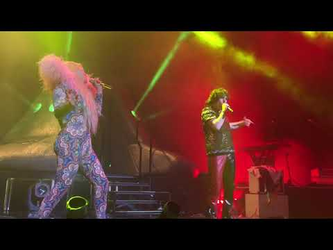 "The Struts & Kesha - ""Body Talks"" Live, 11/16/18 Atlantic City, NJ"