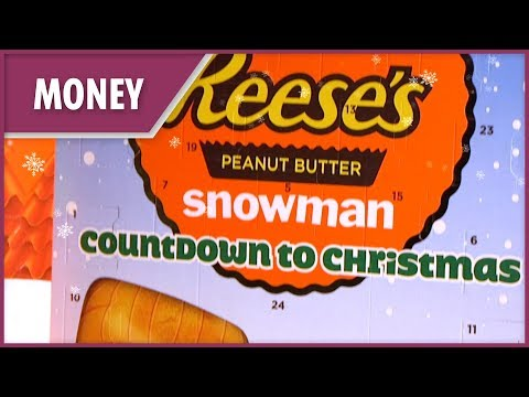 Heath West - This Reese's Advent Calendar Is A Must Have