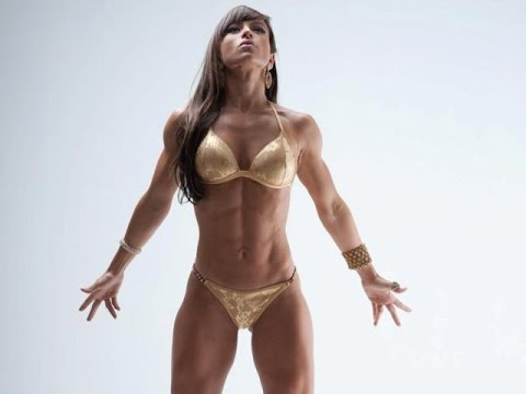 Alice Matos IFBB  Bikini Pro: workout