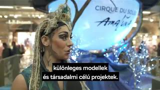 Cirque du Soleil - ŠKODA partnerség