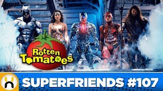 Justice League Reviews Fallout & Controversy | Superfriends #107