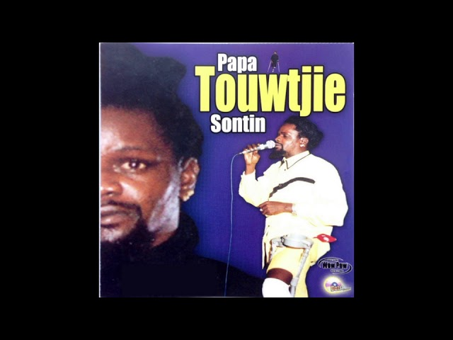 Papa touwtjie Sontin