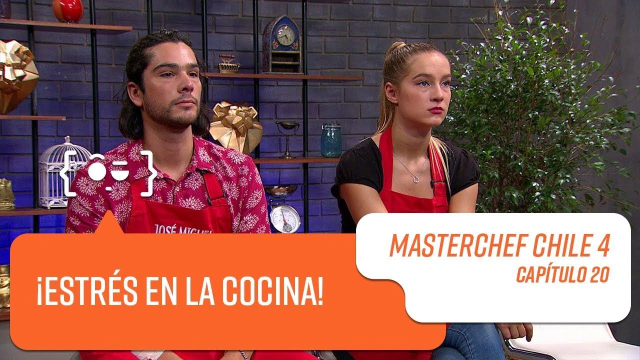 ¡Estrés en la cocina! | MasterChef Chile 4 | Capítulo 20