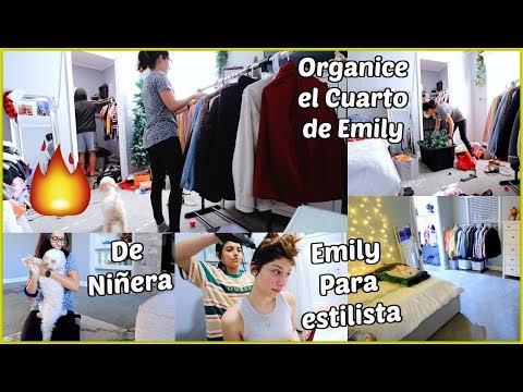 Saque Ropa de Emily Sin que se Diera Cuenta 💪🏽 Futura Estilista 💇🏻♀️- ♡IsabelVlogs♡