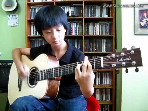 (Neil Young) Heart of Gold - Sungha Jung