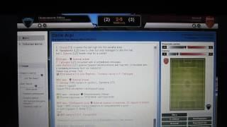Обзор финала Лиги Чемпионов. Черноморец Одесса 2:5 Арсенал Лондон. FIFA Manager 07.