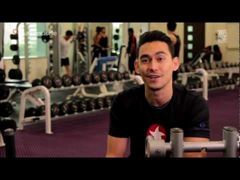 New Body Workout - Paul Foster Maximuscle 30 Day New Body Challenge